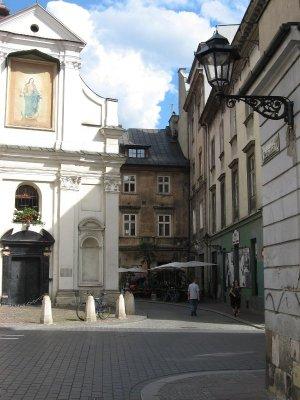 ulica świętego Jana Cracovia
