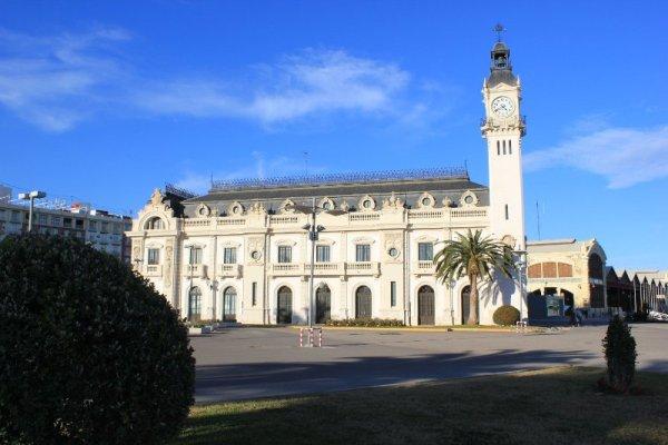 Edificio Reloj Valencia