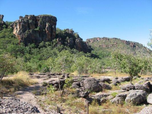 Belvedere Gunwarddehwarde Kakadu National Park