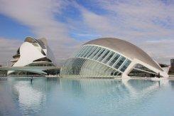Palau de les Arts e Hemisfèric Valencia