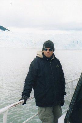 Navigazione in catamarano nel Brazo Rico ghiacciaio Perito Moreno