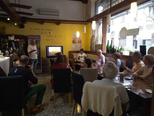 Stefano Tomada di In Viaggio con Ricky Travel Blog a Conversando di Viaggi a Udine