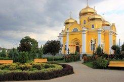 Cattedrale San Giovanni Battista Comrat Gagaùzia Moldova