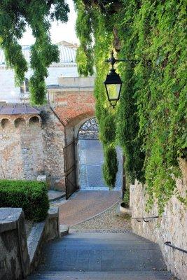 Arco Bollani Castello Udine