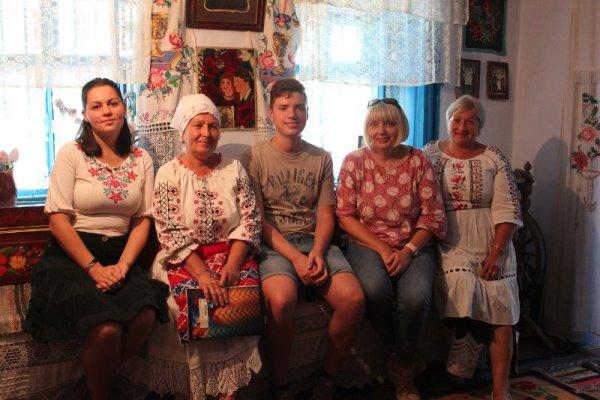 Casa Karaman Tîrnauca Transnistria