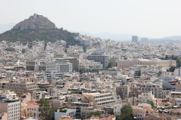 Panorama Atene