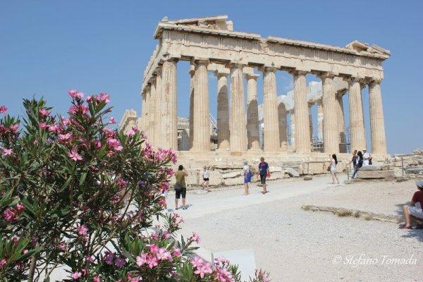 Partenone Atene