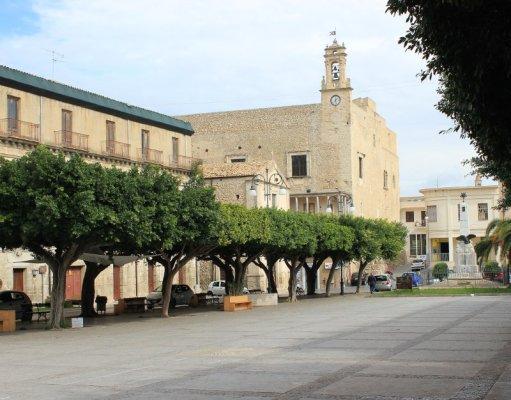 Castello Chiaromonte Favara