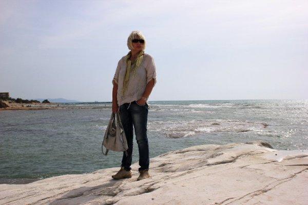 Spiaggia Realmonte Sicilia