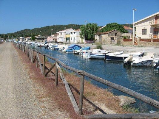 Via del Sale Carloforte isola San Pietro