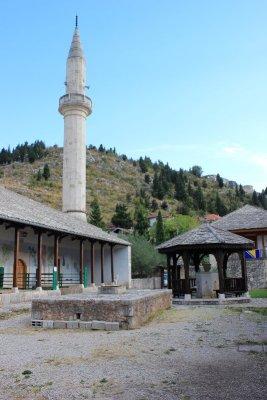 Moschea Čaršija Stolac Bosnia Erzegovina
