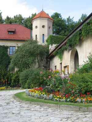 Castello Pieskowa Skała Polonia