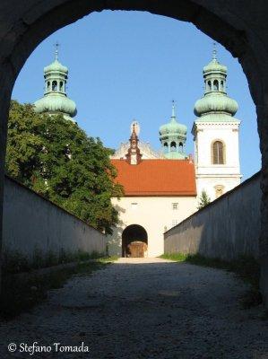Convento Camaldolesi Bielany Polonia
