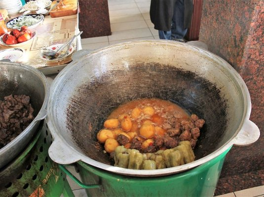 Cucina National Food Tashkent
