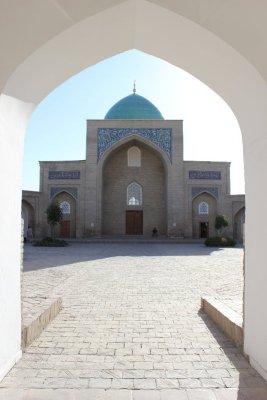 Diario di viaggio in Uzbekistan