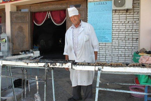 Shashlik Uzbekistan