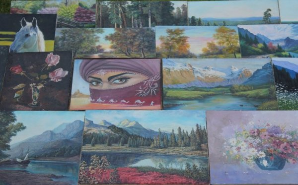 Street art Tashkent Uzbekistan