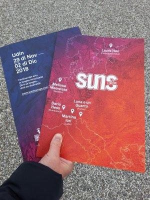 Programma Suns Europe 2018
