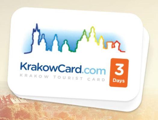 Cracovia tourist card