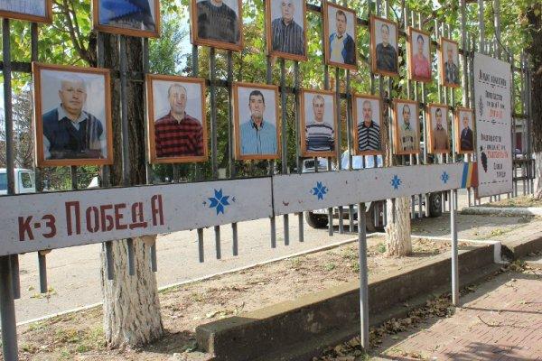 Kolchoz Pobeda di Copceac Gagaùzia Moldova