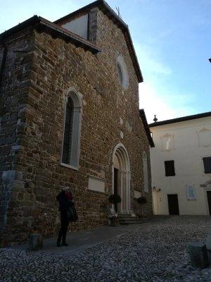 Chiesa San Pietro Apostolo Abbazia di Rosazzo