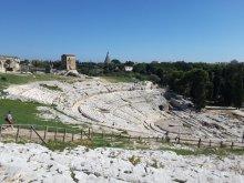Parco archeologico Neàpolis Siracusa Teatro Greco