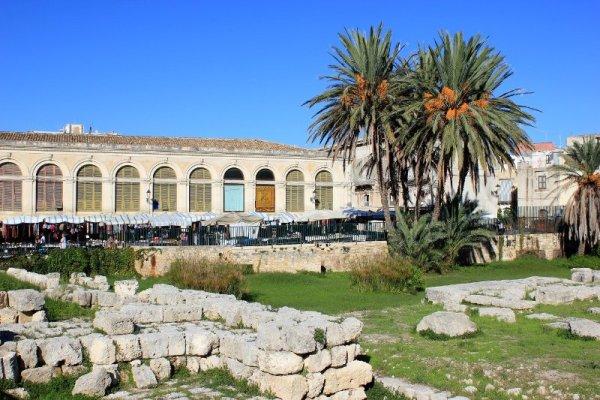 Tempio di Apollo Siracusa