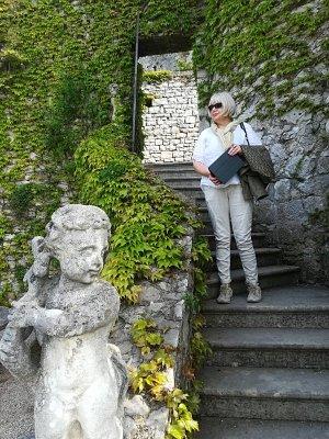 Parco del castello di Duino