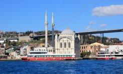 Moschea Ortaköy Istanbul