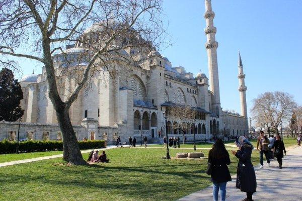 Moschea di Solimano Istanbul