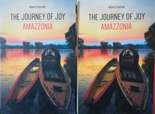The Journey of Joy Amazzonia di Alberto Cancian