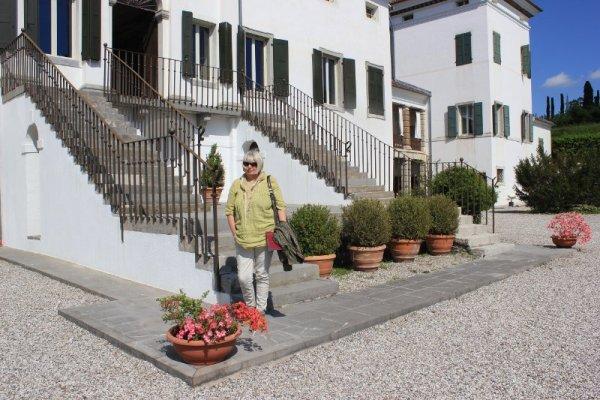Villa Dragoni a Buttrio