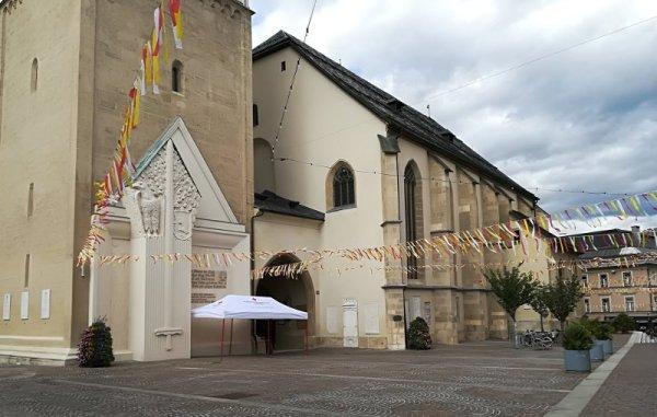 Chiesa St. Jakob Villach Austria