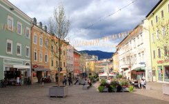 Hauptplatz Villach Austria