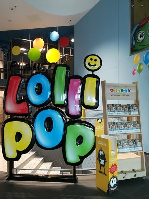 Lollipop Atrio Villach Austria