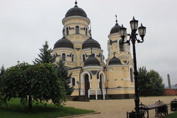 Monastero di Căpriana Moldova