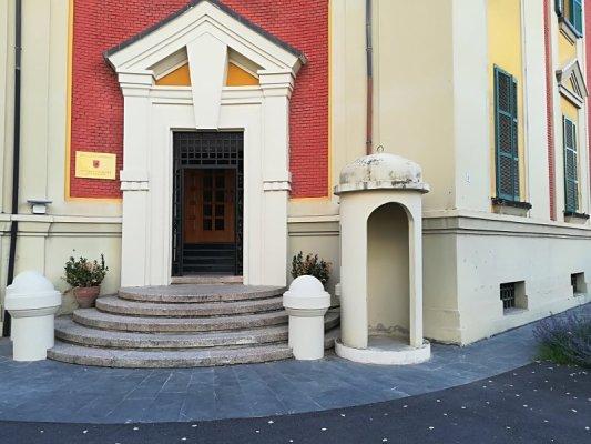 Palazzo ministeriale Tirana