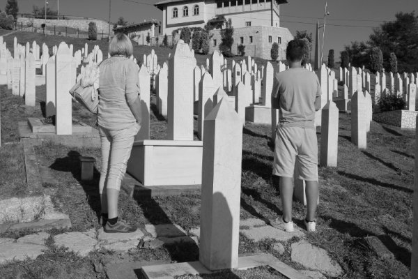 Il cimitero di Kovači Sarajevo