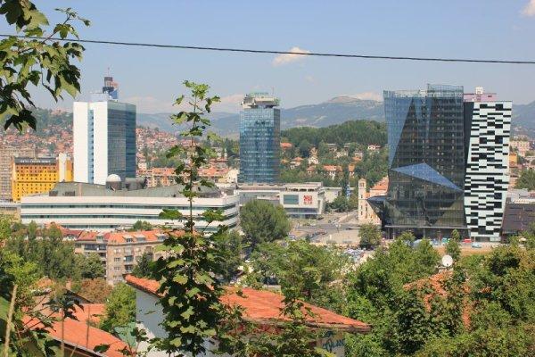 Il viale dei cecchini a Sarajevo