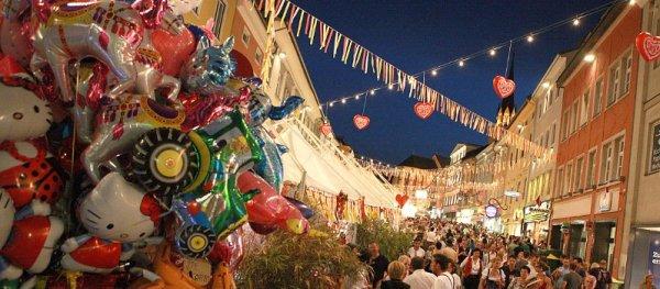 Kirchtag Festa della Birra Villach