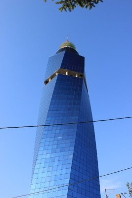 Avaz Tower a Sarajevo