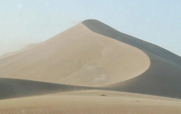Il deserto di Varzaneh Iran