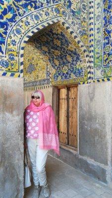 Masjed-e Shah a Esfahan Iran