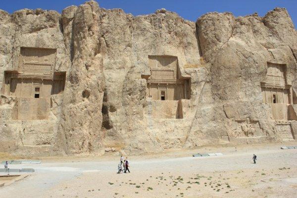 Tombe di Naqsh-e Rostam Iran