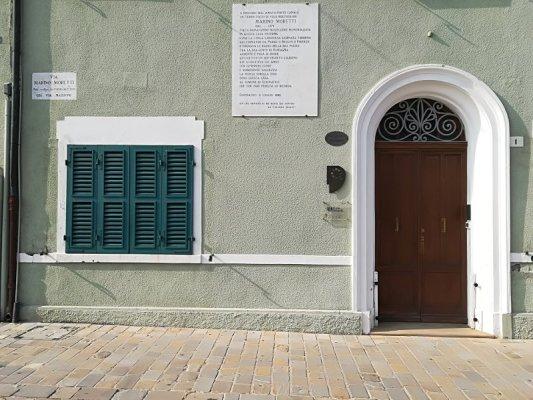 Museo Marino Moretti a Cesenatico