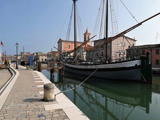 Museo della Marineria Cesenatico sezione Galleggiante