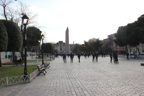 Ippodromo romano a Istanbul