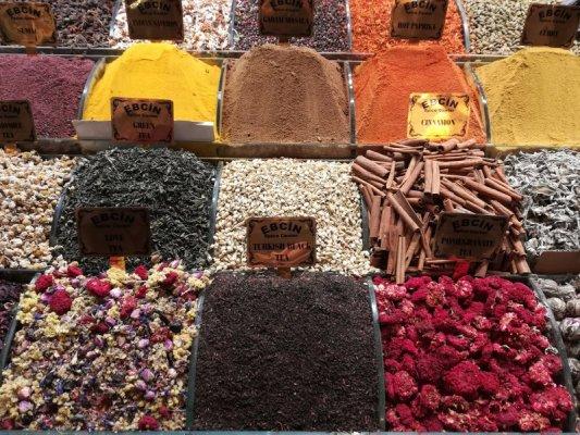 Bazar delle Spezie Istanbul