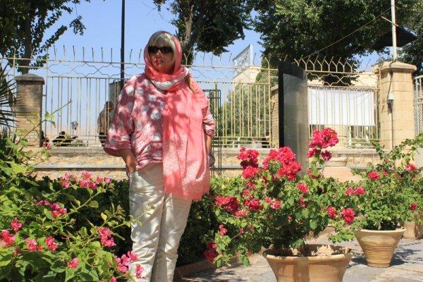 Giardino Bagh-e Nazar Shiraz Iran