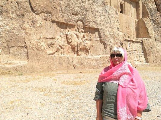 Sito archeologico di Naqsh-e Rostam Iran